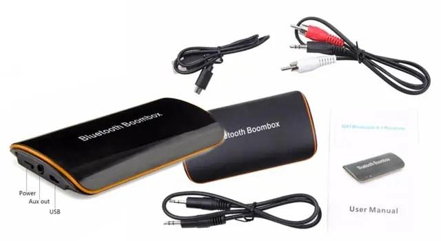 B2 Bluetooth Audio Receiver