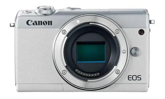 Canon EOS M100 - Sensor