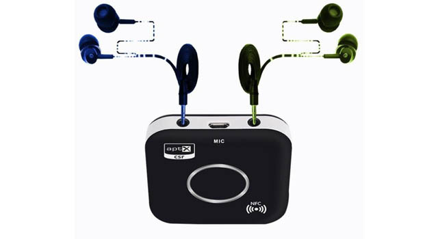 Leegoal Bluetooth Audio Receiver