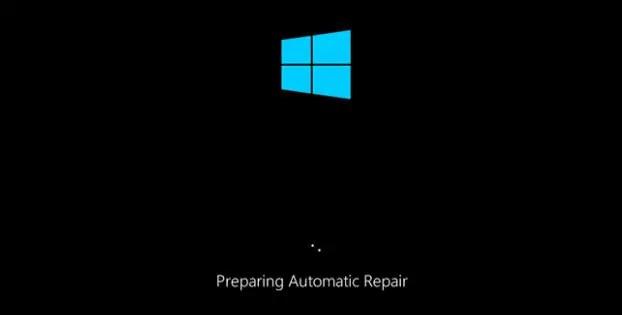 Preparing Automatic Repair
