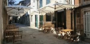 bar CHIRUCA de Pontevedrea