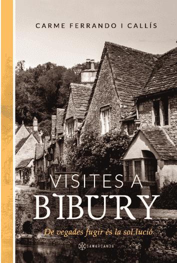 'Visites a Bibury', primera novel·la de banyolina Carme Ferrando i Callís