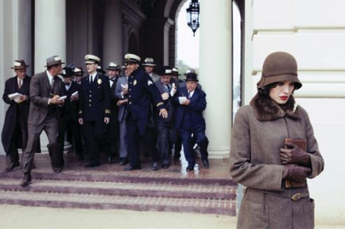 l'échange Angelina Jolie