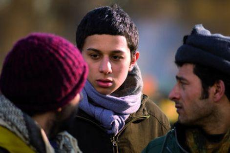 Firat Ayverdi, un Bilal convaincant à l'extrême