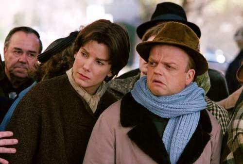 Un couple merveilleux : Sandra Bullock , Toby Jones