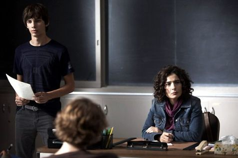 Arsinee Khanjian , et son élève