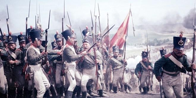 Guerre et Paix - Bataille de la Moskova © DR