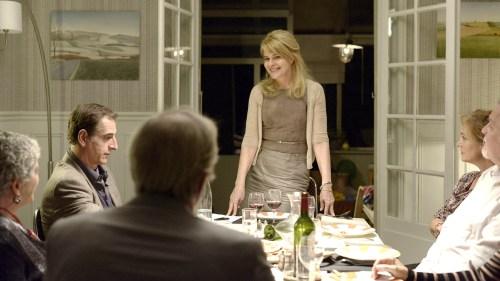 Le mari attendait beaucoup du repas...