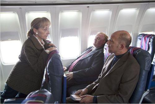 """Quand les passagers qui ne se connaissent pas découvrent qu'ils ont tous le même """"ami"""" en commun ..."""