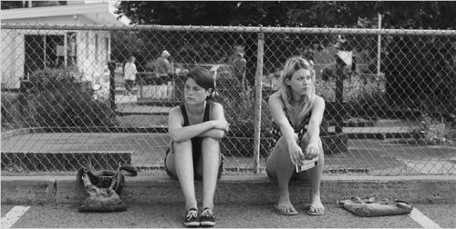 Julianne Côté, et Catherine St-Laurent, deux jeunes comédiennes à re-découvrir...