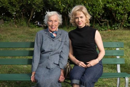 La véritable Margaret et son double, Amy Adams