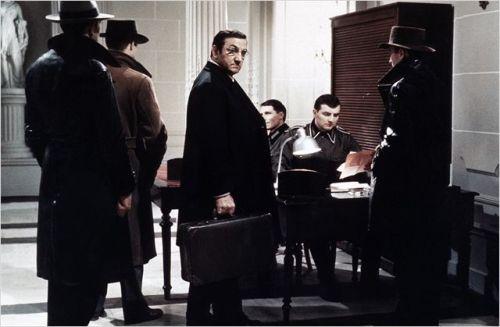 Récupéré dans un camp français, Gerbier atterrit à la Gestapo.
