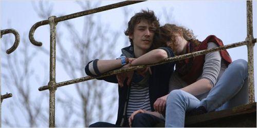 Rachel et Nicolas, un couple sympa