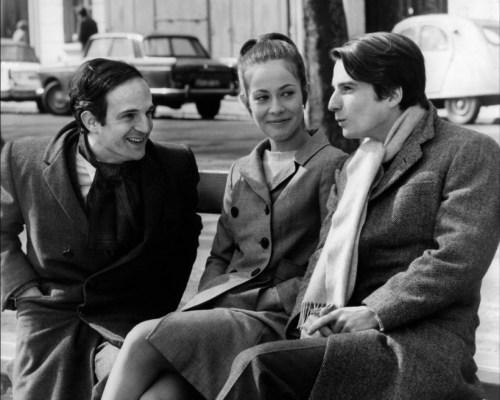 Entre le réalisateur et son comédien, Claude Jade disparu il y a bientôt neuf ans ...