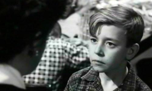 Le jeune Reuben ...