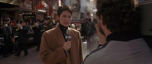 Ariane Koizumi, la journaliste au coeur de la fournaise, a depuis disparu de la circulation.