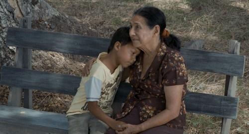 La grand-mère va-t-elle devoir se résoudre à voir partir sa petite famille...
