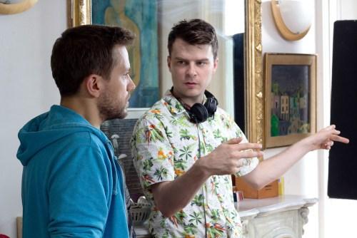 Le réalisateur Raphaël Neal