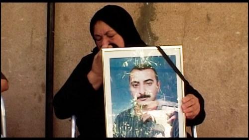 Un matin les soldats de Saddam Hussein ont encerclé la maison, on ne la plus revu...