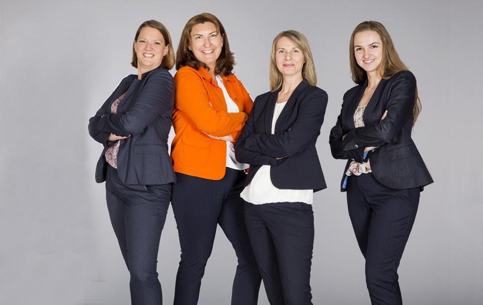 OTM | Lee Hecht Harrison - Unser Assistentinnen Team