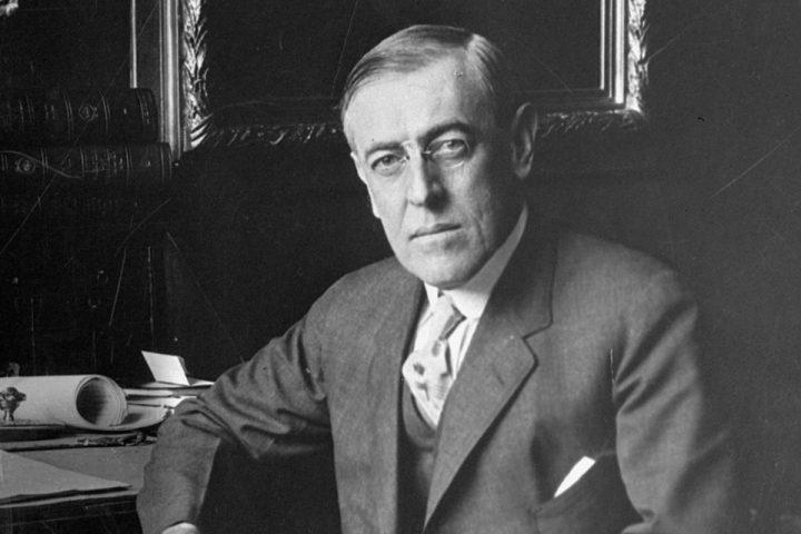 Resultado de imagen para wilson presidente estados unidos