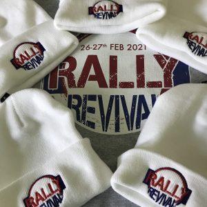Rally Revival Merchandise