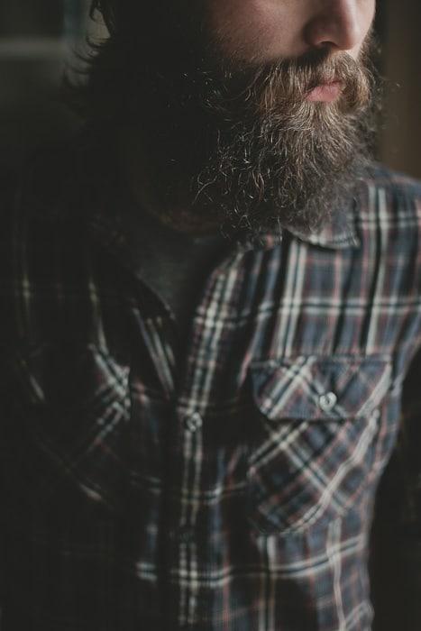 Barbe de hipster
