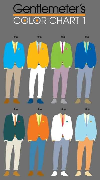 Comment assortir ses vêtements et accessoires en fonction de leurs couleurs ?