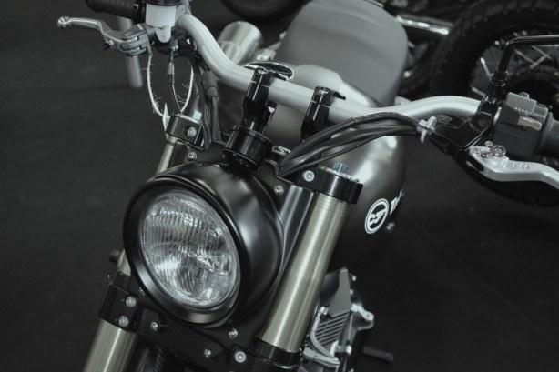 Triumph salon moto légende Paris 2013