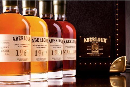Whiskies ABERLOUR