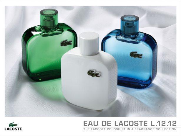 parfum homme Eau de Lacoste