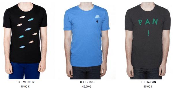 Tshirt hommes Bold Boys