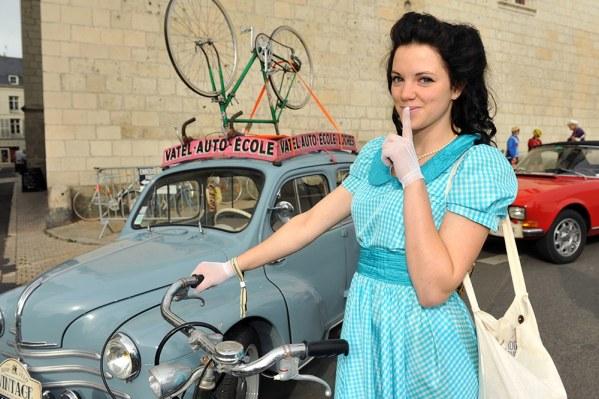 Ressortez le vélo vintage