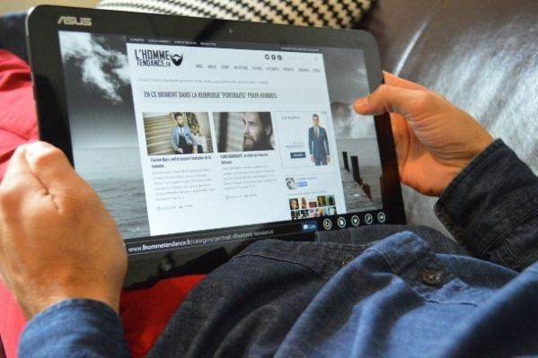 Le choix de l'ordinateur tablette ASUS T300 Chi