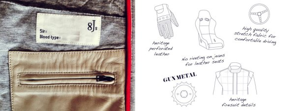 8JS détails vêtements