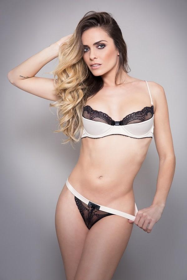 Lingerie Sexy Clara Morgane