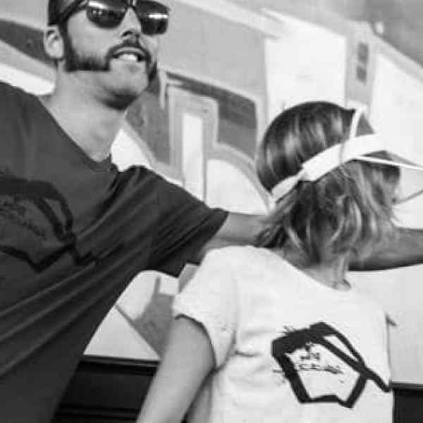 T-shirt homme Motifs Boulbar
