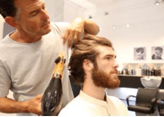 Xculpter Wild Homme pour les cheveux