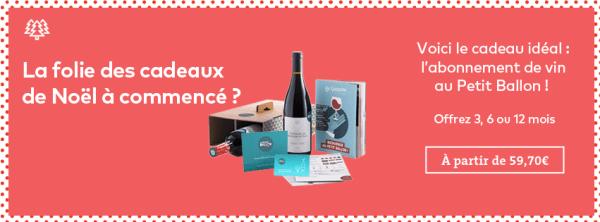Offre de Noël box vin: le cadeau qui fait la différence