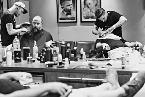 Prenez RDV chez un barbier