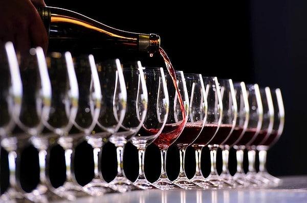 Dégustation de vins lors de séjours oeunologiques