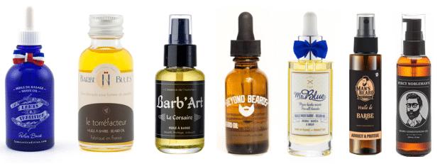 Huile à barbe: entretien de la barbe