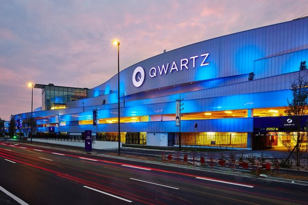 Centre commercial Qwartz