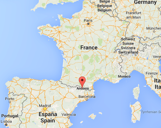 Où se trouve Andorre ?
