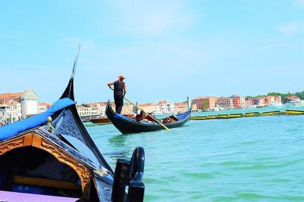 Photo de Gondoles à Venise