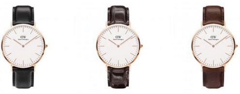 bracelet-cuir-montre-daniel-wellington-homme