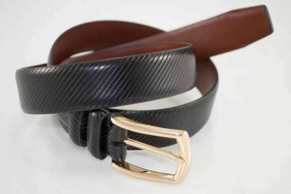 ceinture-cuir-boucle-or