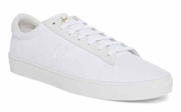 chaussure-homme-ete-blanche-fredperry