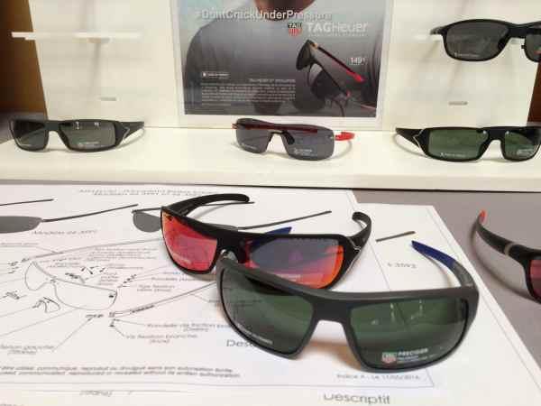 Afflelou et TagHeuer: un concentré de technologie dans ces lunettes de soleil