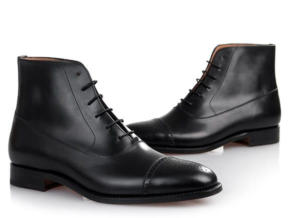 Richelieu-boots-pour-homme-noir